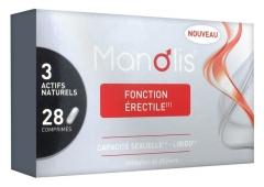 Sérélys Manolis Erectile Function 28 Tablets
