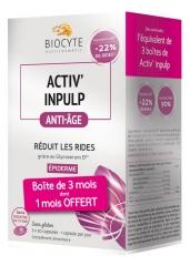 Biocyte Activ' Inpulp 3 x 30 Capsules