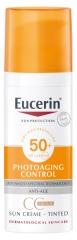 Eucerin Sun Protection Photoaging Control CC Sun Medium Tinted Cream SPF 50+ 50ml