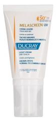 Ducray Melascreen UV Light Cream SPF 50+ 40ml