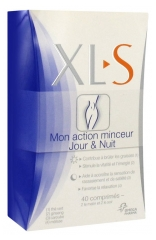 XLS My Slimming Action Day & Night 40 Tablets