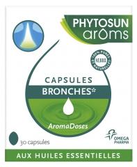 Phytosun Ar?ms Aromadoses Bronchi 30 Gel-Caps