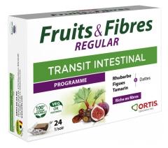 Ortis Fruits & Fibres Regular 24 Cubes