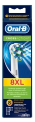 Oral-B CrossAction 8 Brushes