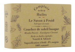 Comptoir des Huiles Basque Sunset Cold Soap 100 g