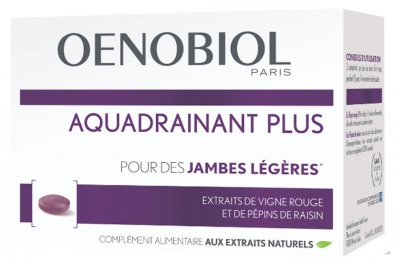 Oenobiol Aquadrainant Plus 45 Tablets