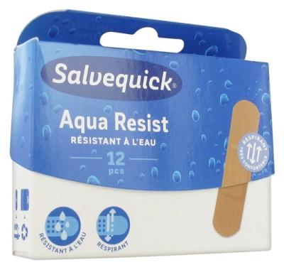 Salvequick Aqua Resist 12 Bandages