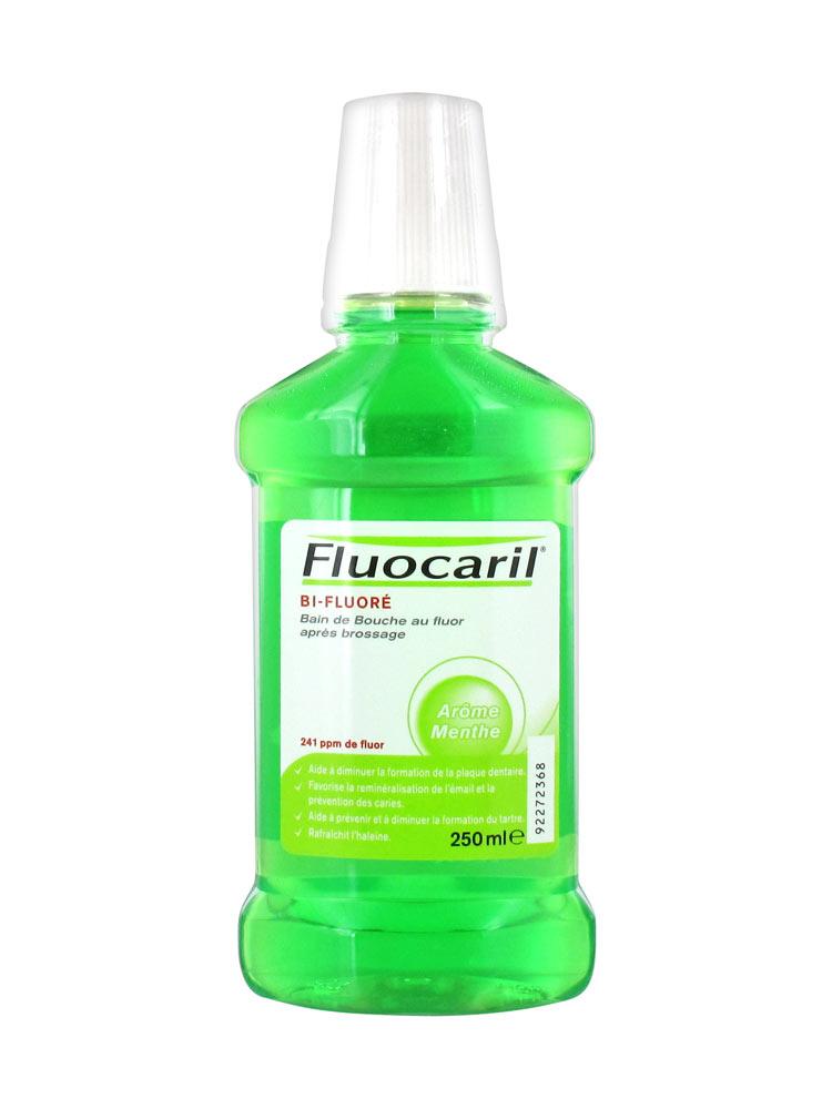 Fluocaril bain de bouche 250 ml for Bain de bouche antiseptique maison