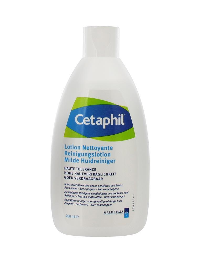 Galderma Cetaphil Cleansing Lotion 200ml   Buy at Low ...