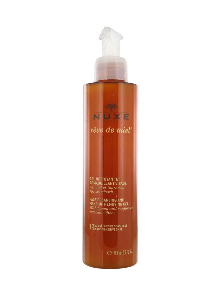 Miel facial cleansing gel