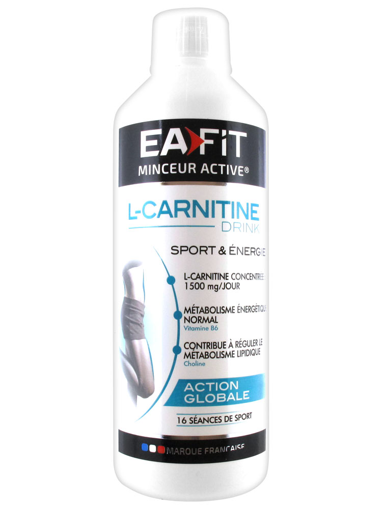 Eafit L-Carnitine Drink 500ml | Buy at Low Price Here