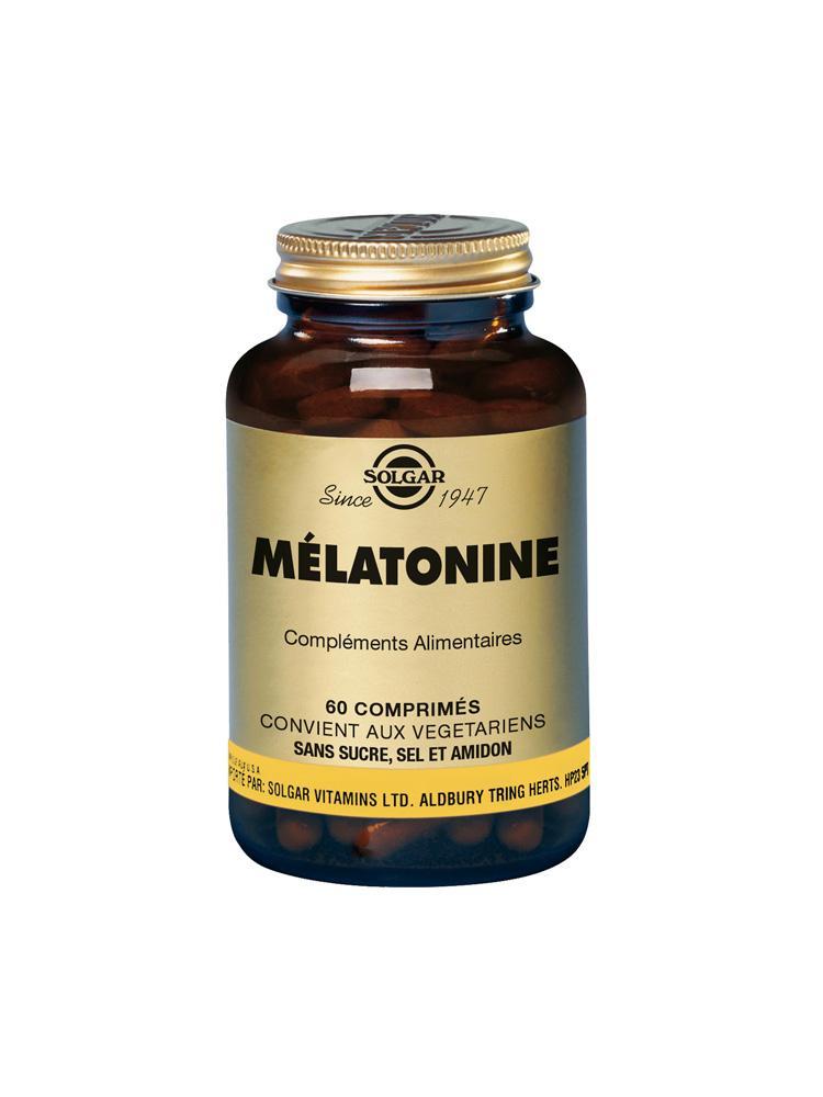 Solgar melatonin