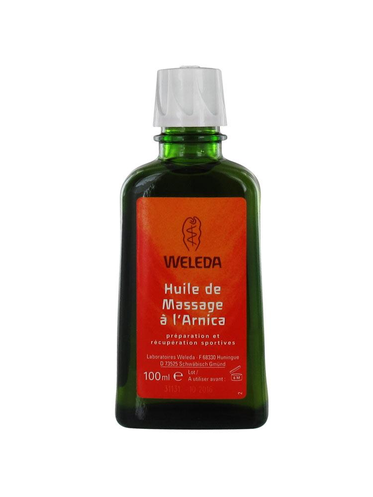 weleda huile de massage l 39 arnica 100 ml acheter prix bas ici. Black Bedroom Furniture Sets. Home Design Ideas