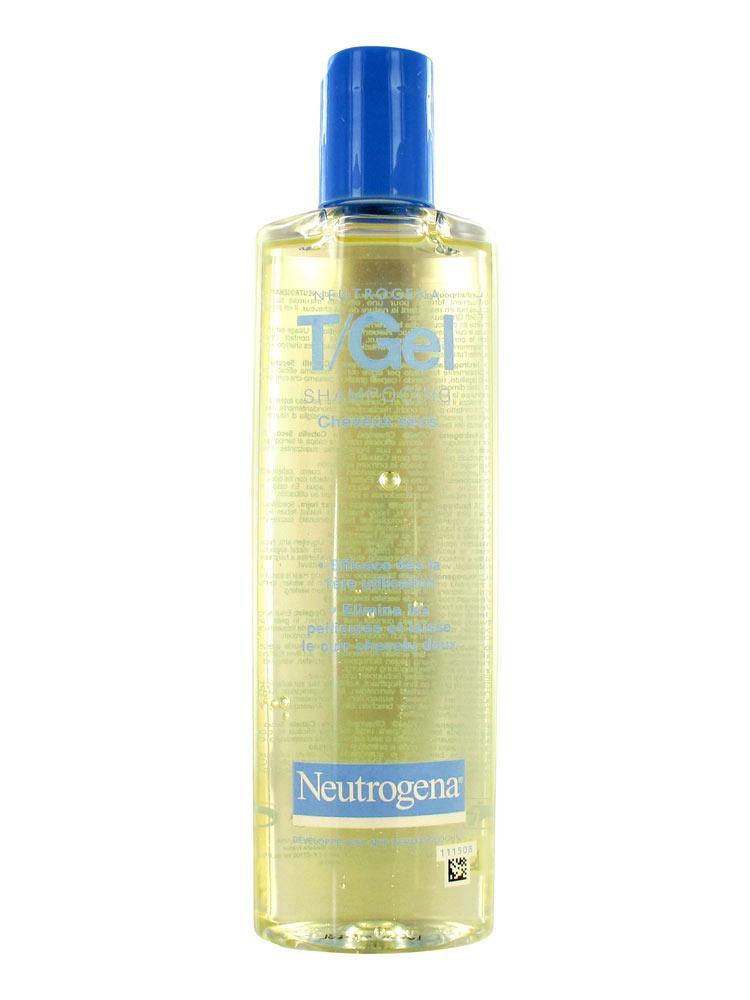 Neutrogena T  Gel Dry Hair Shampoo 250ml