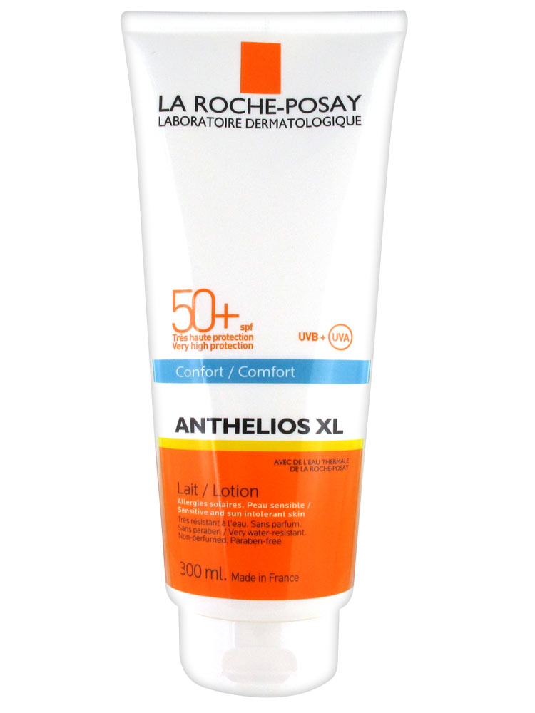 la roche posay anthelios xl milk spf 50 300ml cocooncenter. Black Bedroom Furniture Sets. Home Design Ideas
