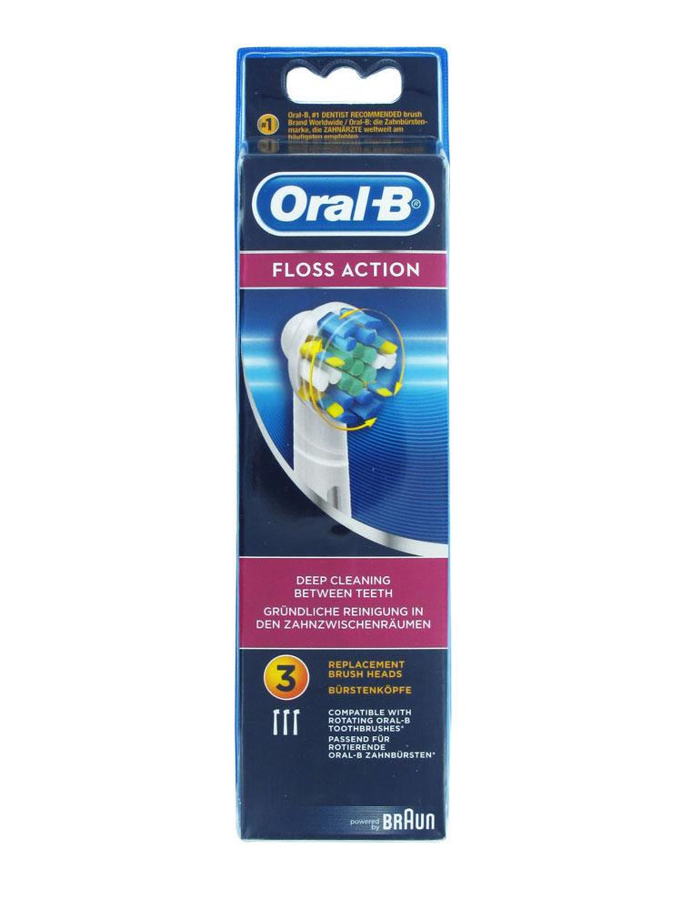 oral b floss action 3 brossettes acheter prix bas ici. Black Bedroom Furniture Sets. Home Design Ideas