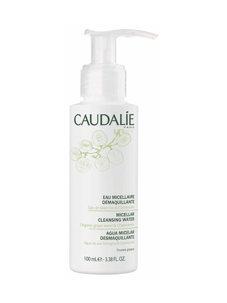 caudalie eau micellaire d maquillante 100 ml cocooncenter. Black Bedroom Furniture Sets. Home Design Ideas