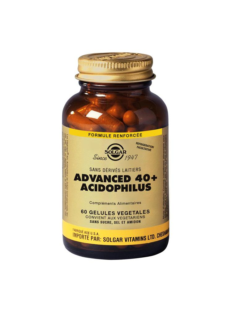 Solgar advanced 40 acidophilus