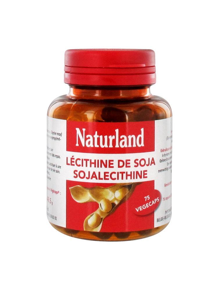 naturland soja lecithine 75 vegecaps buy at low price here. Black Bedroom Furniture Sets. Home Design Ideas