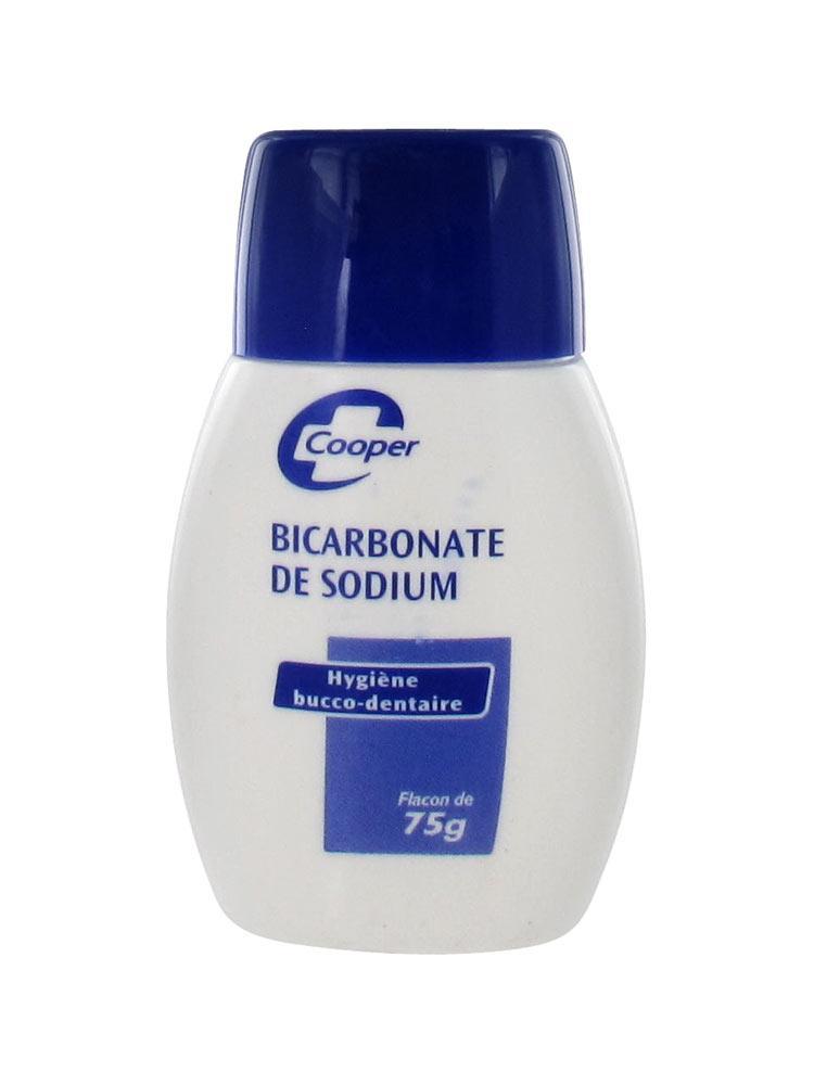 Cooper bicarbonate de sodium 75 g acheter prix bas ici - Bicarbonate de sodium cuisine ...