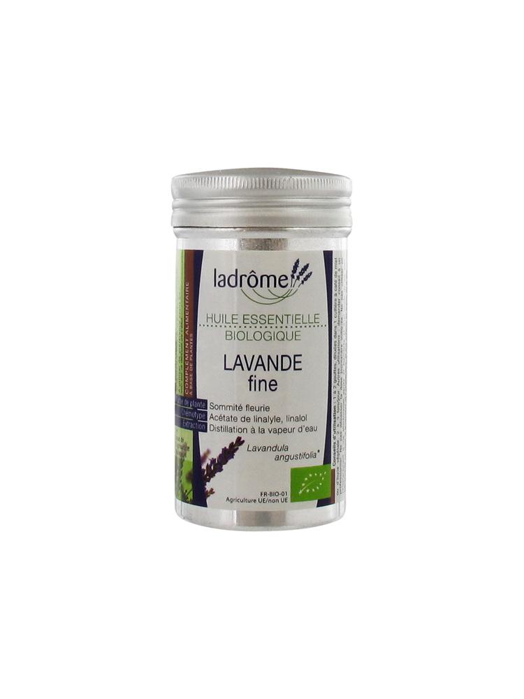 Ladr me huile essentielle biologique lavande fine 10 ml - Prix huile essentielle de lavande ...