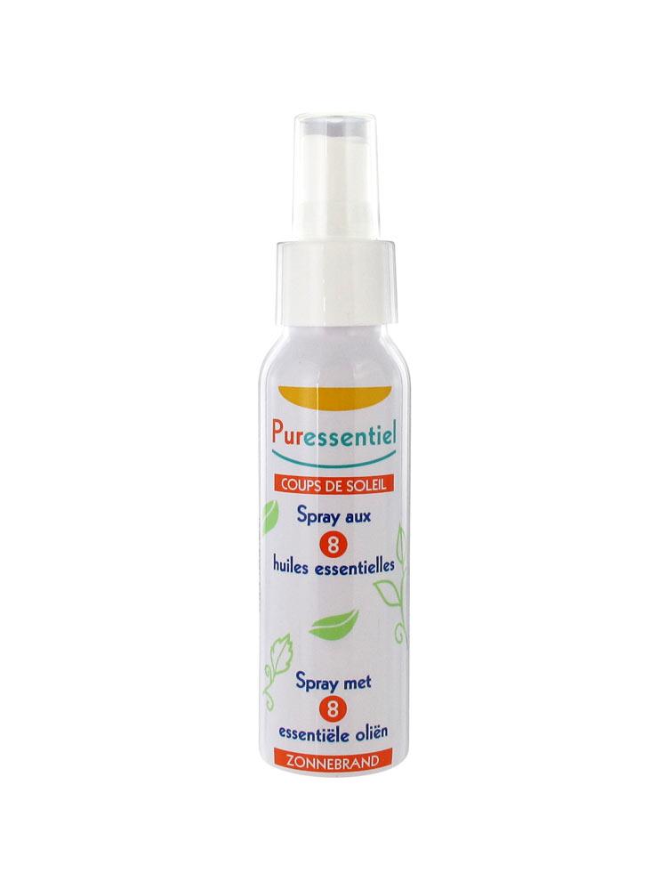 Puressentiel spray coups de soleil 8 he 75ml acheter prix bas ici - Huile essentielle coup de soleil ...
