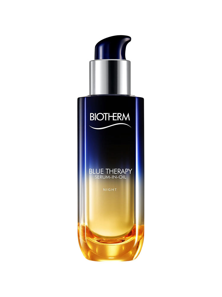 biotherm blue therapy serum in oil night 30ml cocooncenter. Black Bedroom Furniture Sets. Home Design Ideas