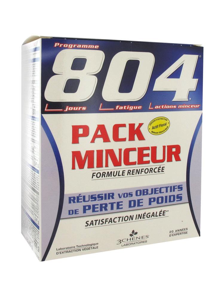 Les 3 Chênes 804 Slimming Pack Reinforced Formula | Low