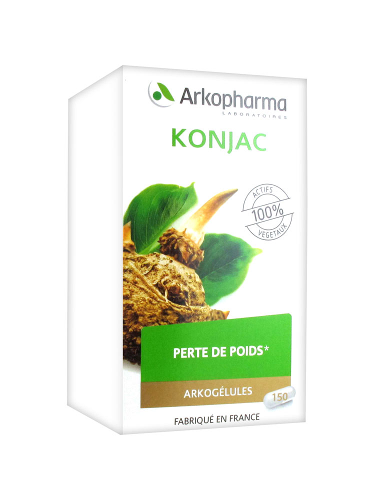 arkopharma arkocaps konjac 150 capsules. Black Bedroom Furniture Sets. Home Design Ideas