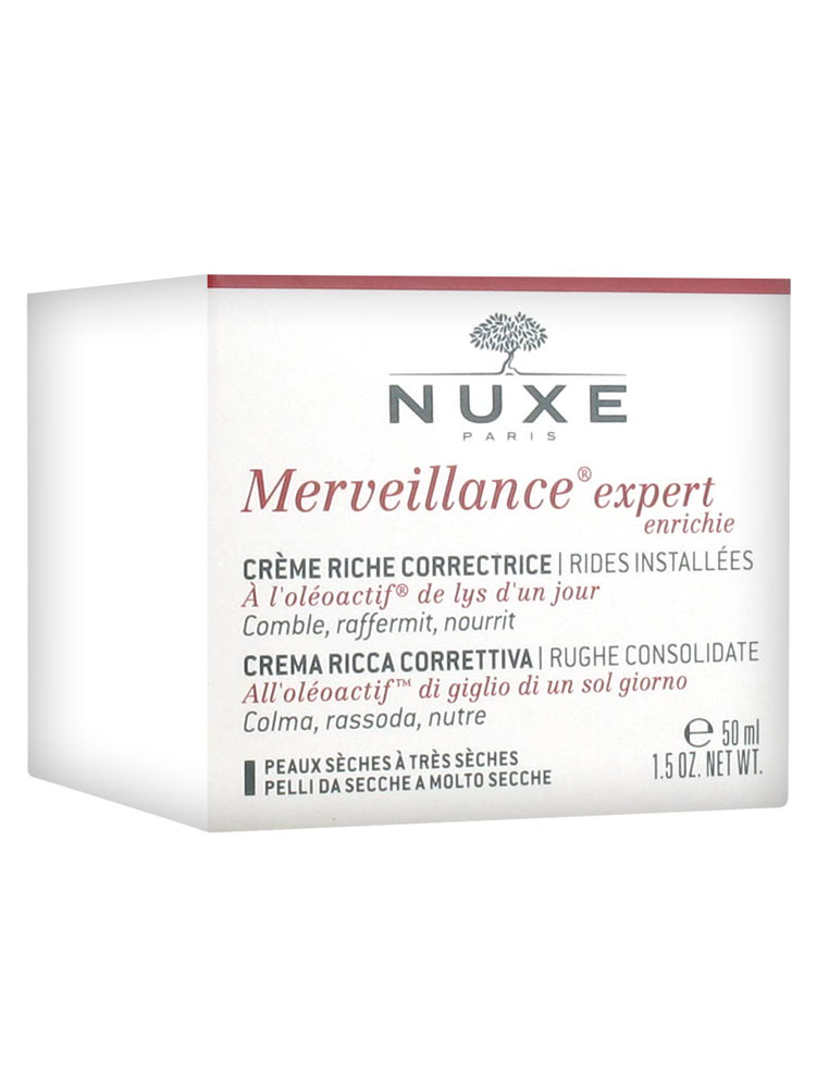 nuxe merveillance expert cr me riche correctrice peaux s ches 50 ml. Black Bedroom Furniture Sets. Home Design Ideas