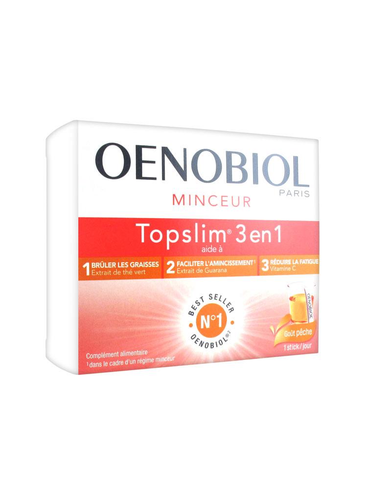 Oenobiol Topslim 3 en 1 14 Sachets