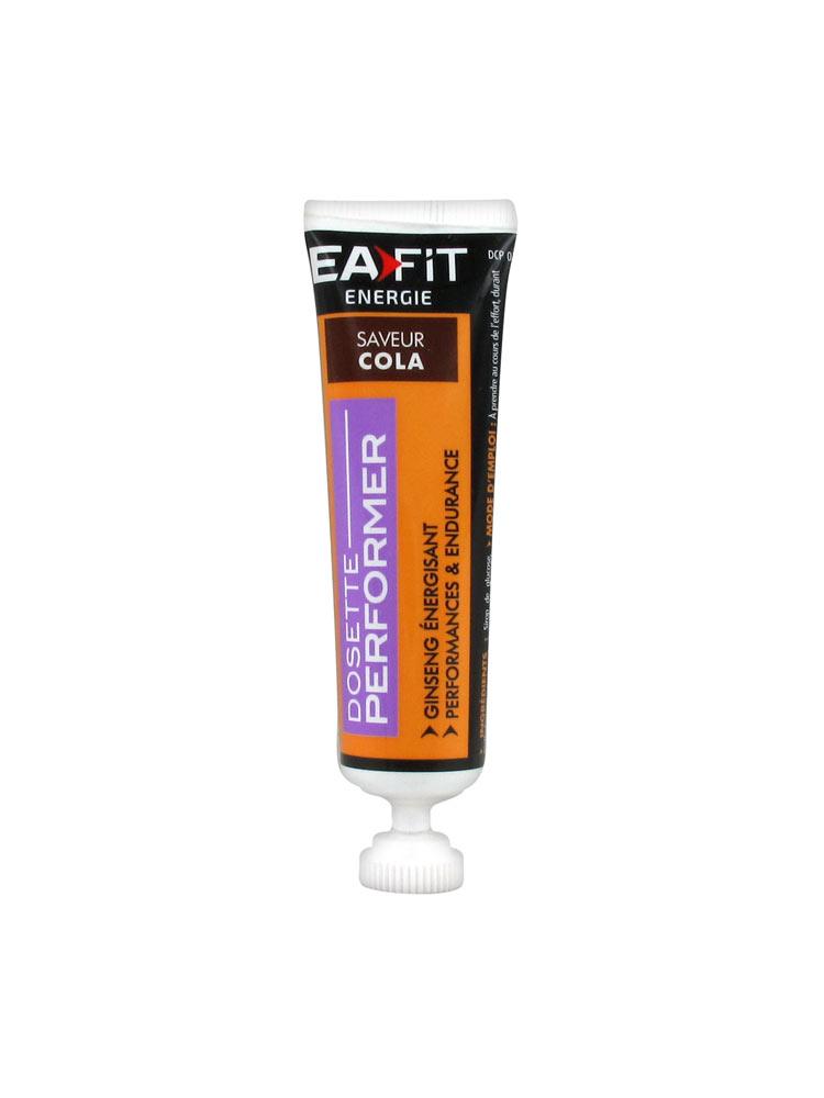 Eafit Energy Performer Pod Orange 25g