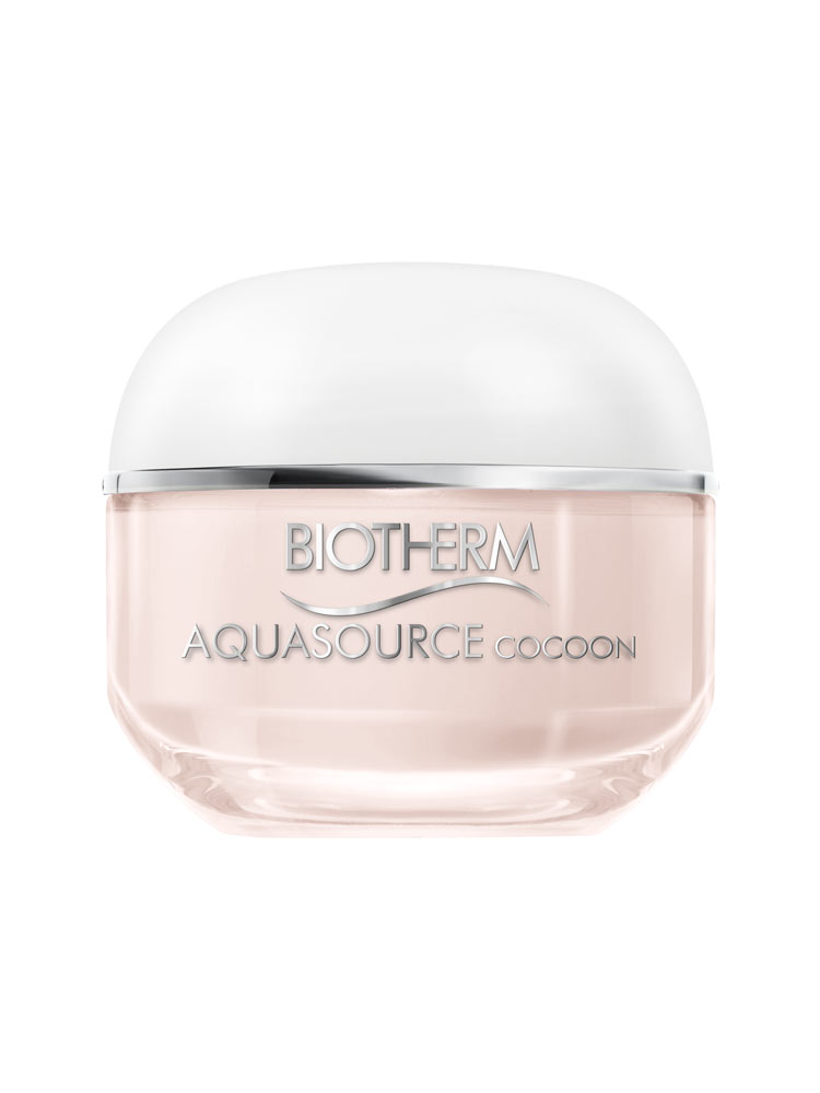 biotherm aquasource cocoon baume en gel hydratation 48h 50 ml. Black Bedroom Furniture Sets. Home Design Ideas