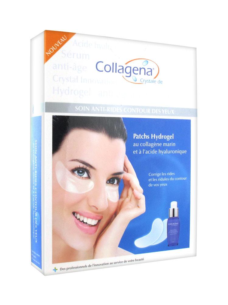 collagena soin anti rides contour des yeux 16 patchs prix bas ici. Black Bedroom Furniture Sets. Home Design Ideas