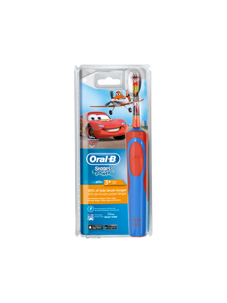 oral b stages power electric toothbrush for children 3 years and. Black Bedroom Furniture Sets. Home Design Ideas
