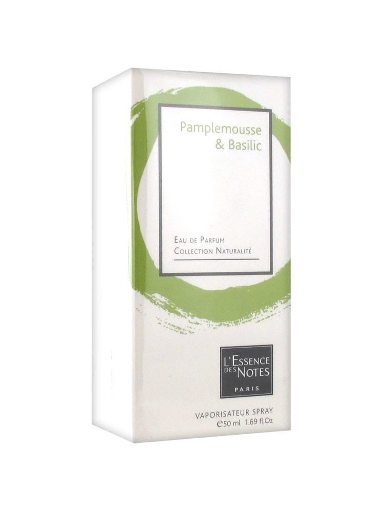 l 39 essence des notes fragrance water grapefruit basil 50ml. Black Bedroom Furniture Sets. Home Design Ideas