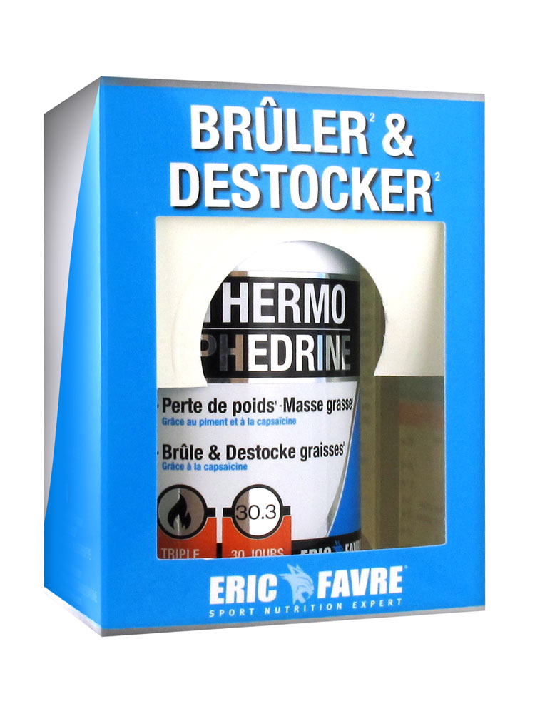 Eric Favre Thermo-Phedrine 90 Tablets | Buy at Low Price Here