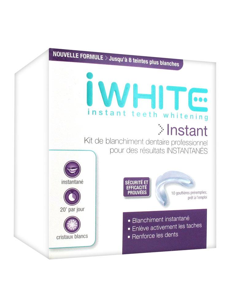 Iwhite Kit de Blanchiment Dentaire Professionnel - Acheter ...
