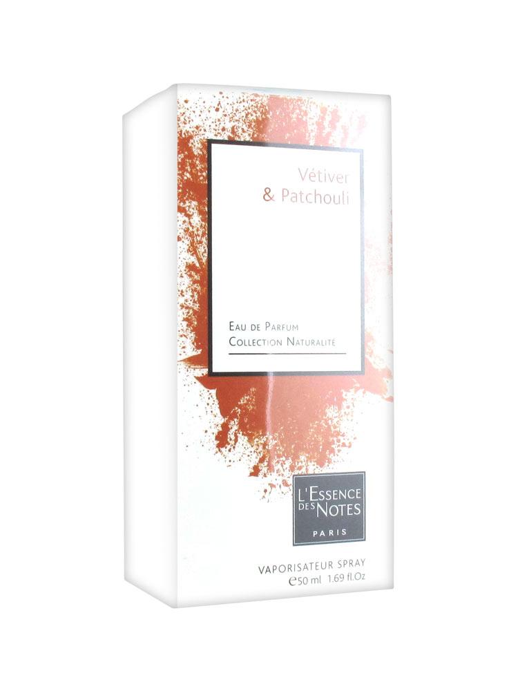 l 39 essence des notes fragrance water vetiver patchouli 50ml. Black Bedroom Furniture Sets. Home Design Ideas