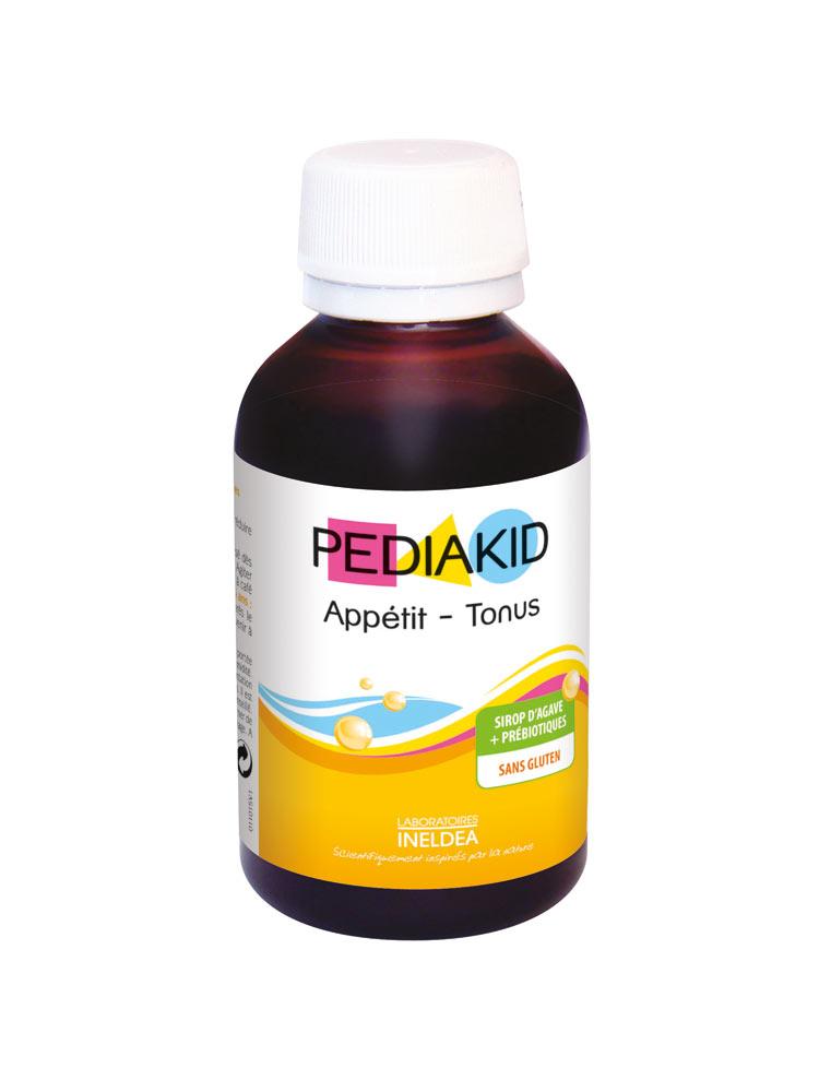 Pediakid Appétit - Tonus 125 ml - Acheter à prix bas ici