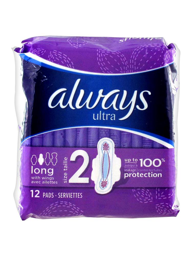 Always Infinity Pads reviews in Feminine Hygiene - Pads