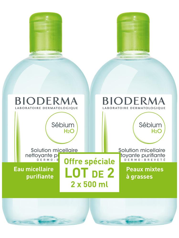 Bioderma Sensibio H2O (500ml) - Nu-Health Products