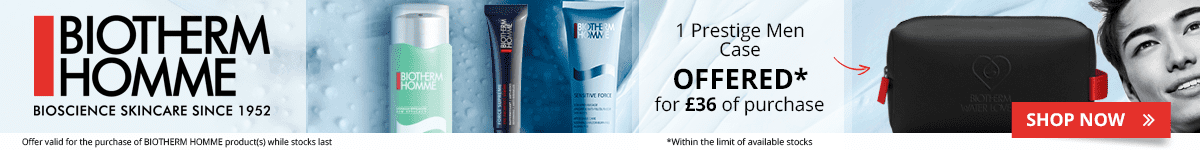 Biotherm Homme products