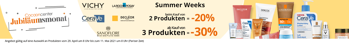Summer Week Angebot