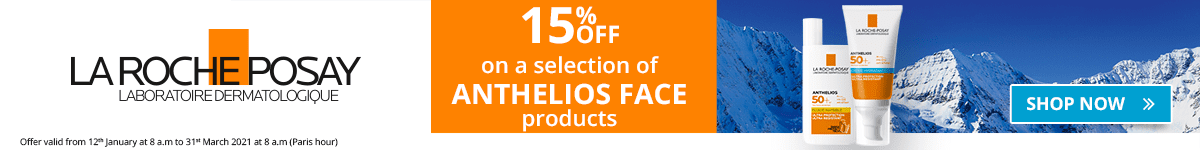 La Roche-Posay Anthelios Face Offer