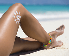 Activateurs de Bronzage