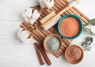 Clay, a health-giving natural substance