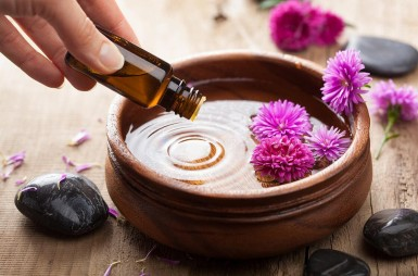 Aromatherapy: a short beginner's guide