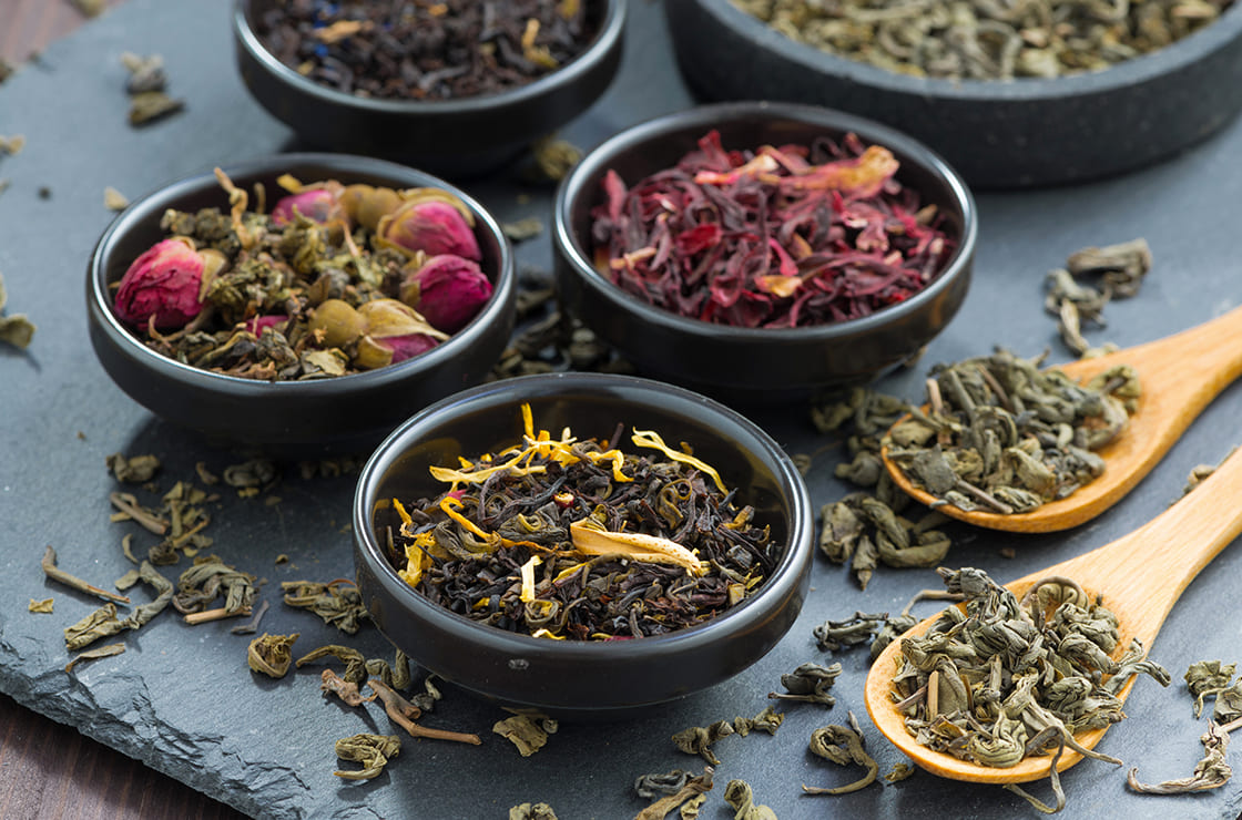 Ayurveda Infusions, teas and tisanes: a guide to well being