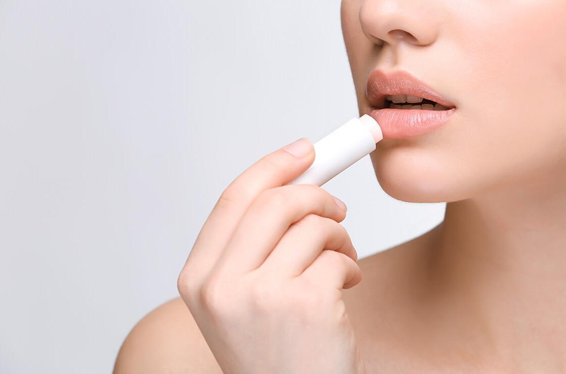 Der lippe stelle an trockene Mundschleimhaut ausgetrocknet?